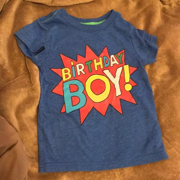 Birthday Boy Shirt 2t M 5ad13c4dcaab4452df7da573